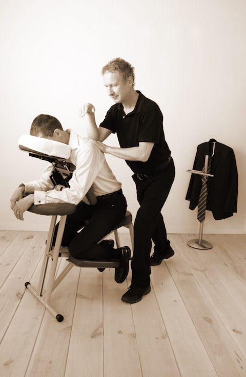 Opleiding / cursus Stoelmassage