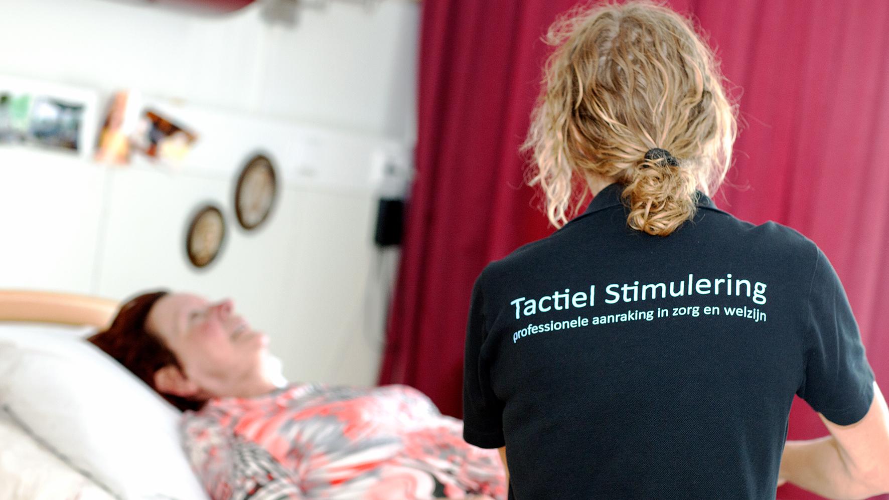 Onderzoek effecten Tactiel Stimulering in Ouderenzorg afgerond
