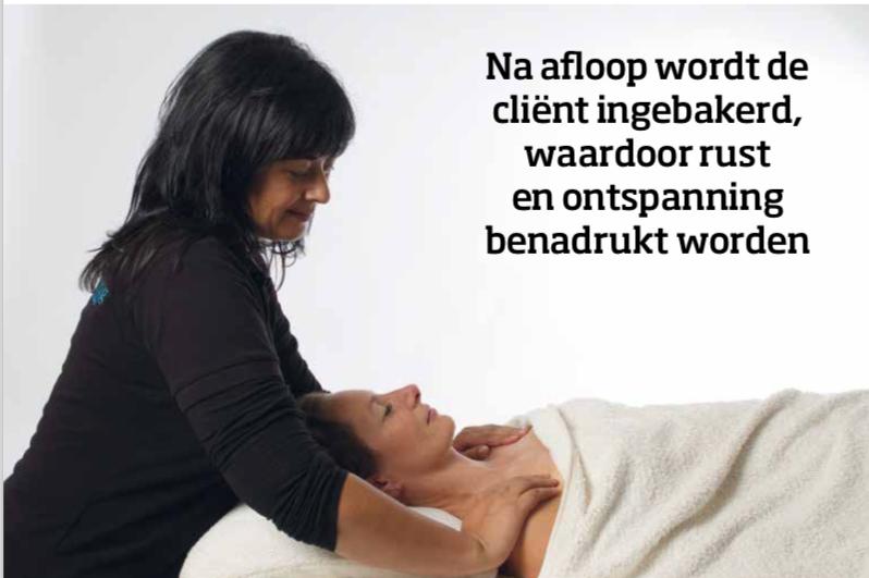 Geaccrediteerd door NGS, NederlandsGenootschap voor Sport-en wellnessmassage.